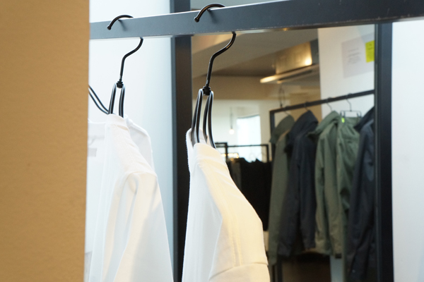 18AW TFW 49 展示会写真 image 1