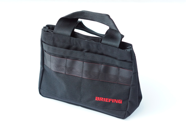 B SERIES CART TOTE BLACK 1