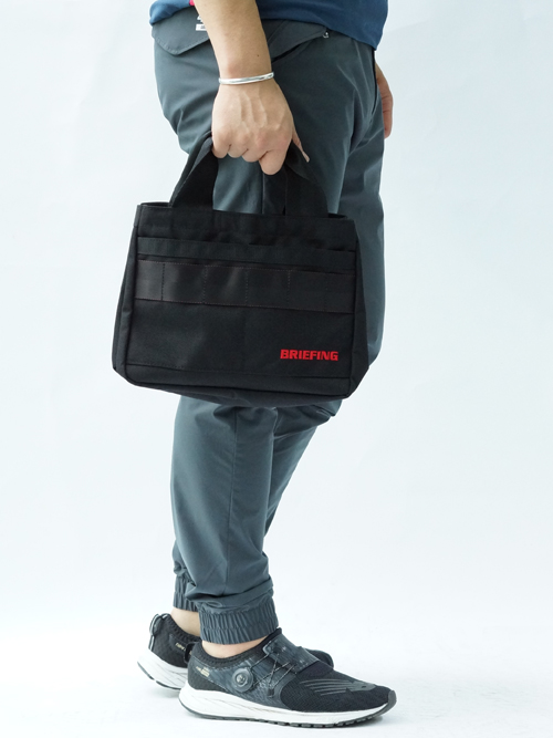 B SERIES CART TOTE BLACK image 2