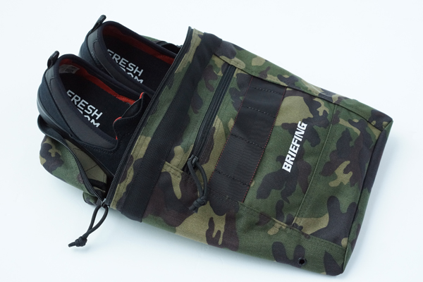 SHOES CASE GREEN CAMO 3