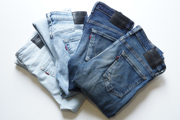 EDWIN SKINNY MOTION DENIM image 12