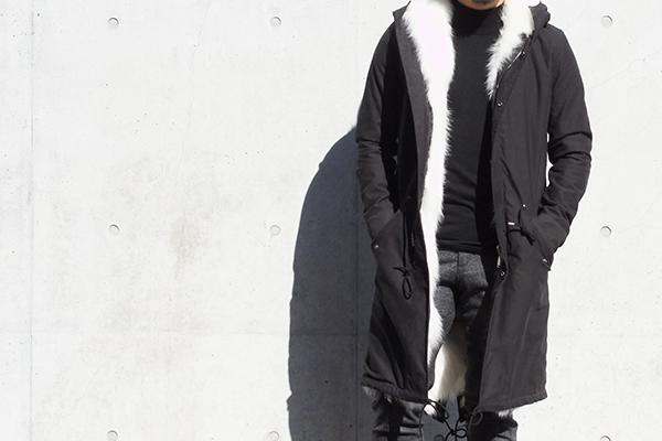 BLACK FOX style TOP