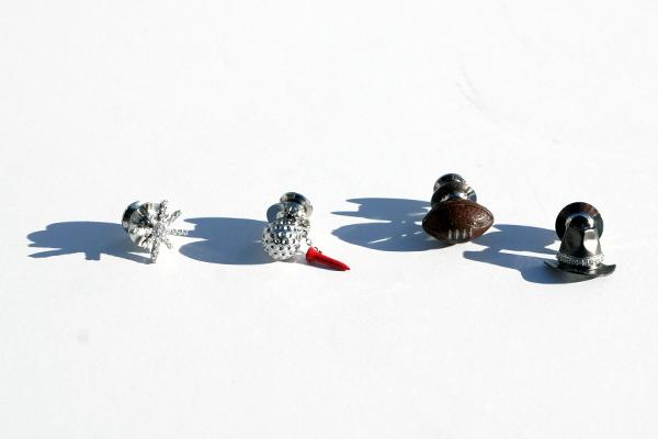 ラペルピン collection 1