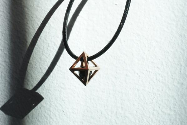 RAW DIAMOND ネックレス 1