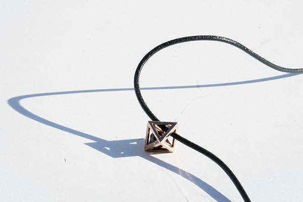 RAW DIAMOND ネックレス 3