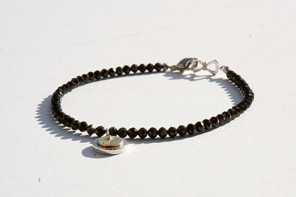 SUN DIAL スピネル bracelet 2